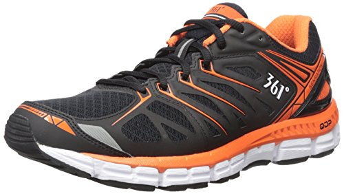 White Sensation Men Shoe Running Orange M 361 Red Black 5qF8dqw