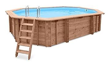 Jardín Piscina Sea Breeze, piscina a y 96188, madera, Gabriella Piscina, 6,