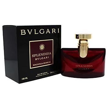 Amazon.com   Bvlgari Splendida Magnolia Sensuel for Women Eau de Parfum  Spray, 3.4 Ounce   Beauty 99ae116f307