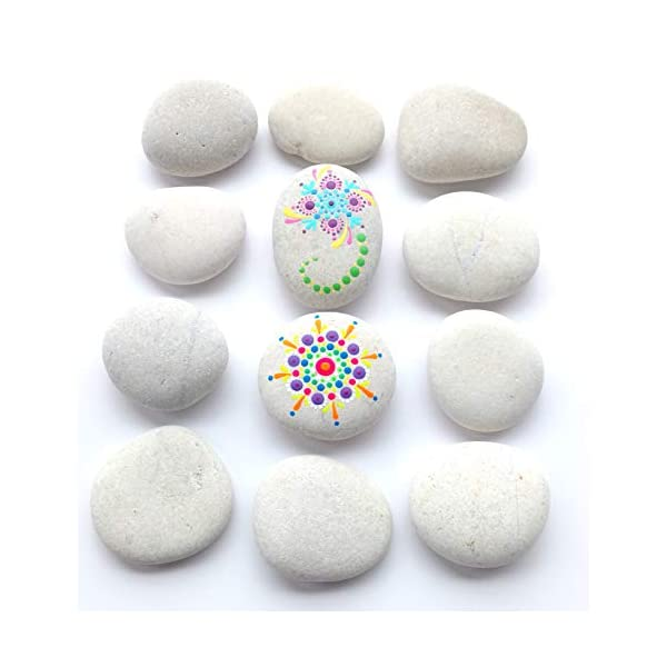 Capcouriers-Painting-Rocks-Rocks-For-Painting-Kindness-Rocks-About-2-inches-in-length