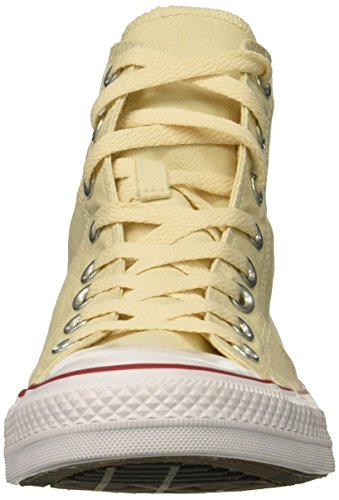 Us 11 Ivory Natural Top Chuck Taylor All Converse Sneaker Star High 5 M fASx7xnwq