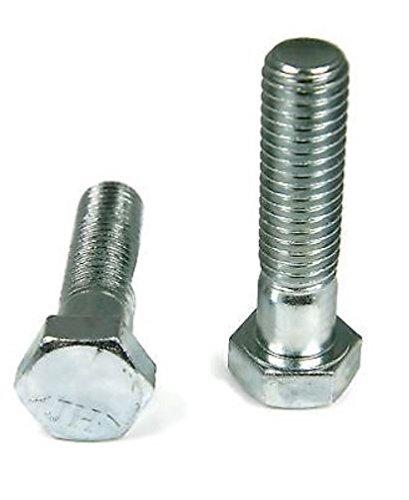 5/16-18x1 1/4 Hex Head Cap Screw Grade 5 ZINC 100pc/Box