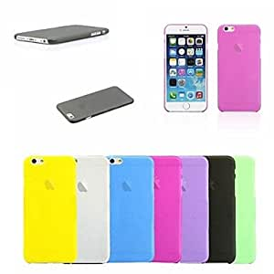 YXF PP Ultra Thin 0.01 inch/0.3 mm Soft Case for iPhone 6 Plus (Assorted Colors) , Green