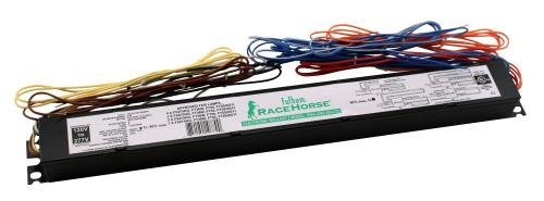 T5 HO Fluorescent Electronic Ballasts - Fulham Racehorse T5 HO Replacement Ballast 54 Watt 4 Lamp - 120-277 - Ballast Fulham Racehorse