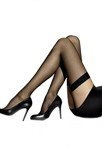 Wolford Individual 10 Thigh Highs, Medium, Cosmetic -