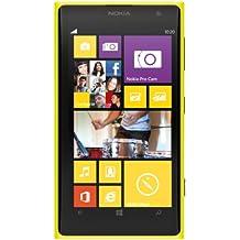 Nokia Lumia 1020 32GB GSM Unlocked Windows Smartphone - (Yellow) International Version, No Warranty