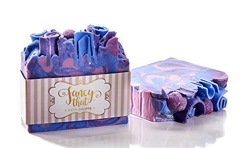 Giftcraft Fancy That Sliced Artesian Handmade Soap Loaf Face Body (Midsummer's Dream)