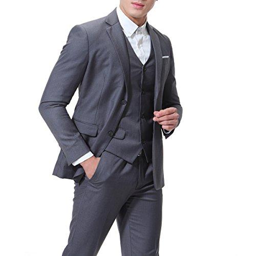 1 Veste Et Gris Moderne Maillot Gilet Réglage Avec Pantalon 3 De Homme nbsp;pièces Tableaux fZZTU1OcAq