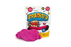 """""""Kids of all ages love to stretch their imagination muscle with Mad Mattr! This super-soft building compound easily molds and shapes into endless creations, inspiring open-ended play. Cleanup's a breeze, and when molded and sculpted into any ..."""