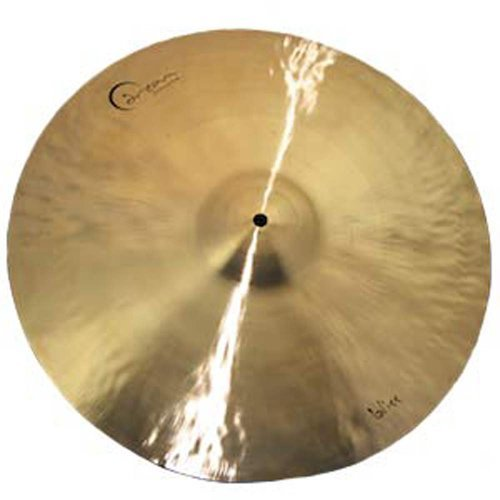 (Dream BCRRI20 Bliss Series Crash/Ride 20-Inch Hand-Hammered Cymbal Natural )
