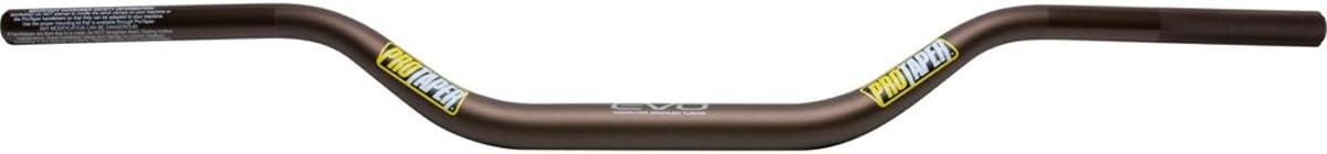 Pro Taper EVO 1-1//8 Oversized Handlebars CR High//Magnesium