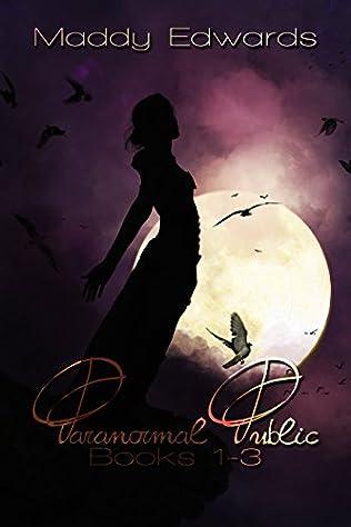 book cover of Paranormal Public Omnibus Books 1-3