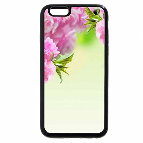 iPhone 6S / iPhone 6 Case (Black) Beautiful Tree Blossoms