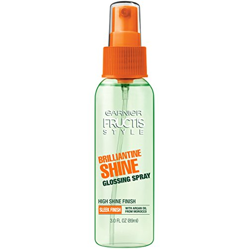 Garnier Fructis Style Brilliantine Shine Glossing Spray, 3 fl. oz. (Best Products For Shiny Glossy Hair)