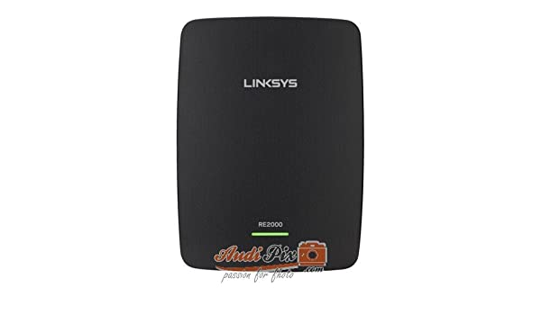 Linksys RE2000-EU - Amplificador de señal Wifi Belkin N600 Doble banda, Negro: Amazon.es: Informática