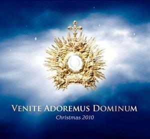 Various Venite Adoremus Dominum Christmas 2010 University Of Saint Mary Of The Lake Mundelein Seminary Amazon Com Music