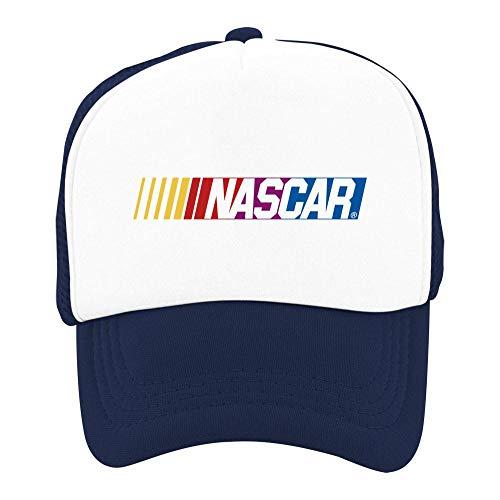 Youth/Kids Baseball Cap Nascar Emblem Sun Visor Hat Outdoor