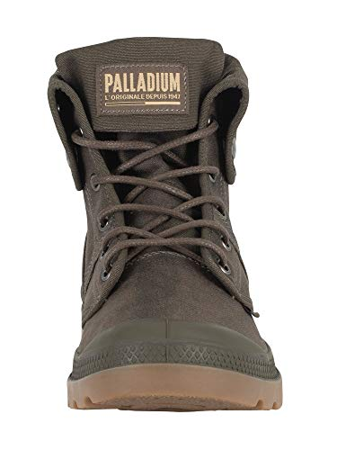 Bottes Palladium Bottines Marron Wax et Souples BGY Adulte Pallabrouse Mixte zr1nXAxwrq