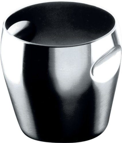 Alessi 7-3/4-Inch Wine Cooler Bucket, Mirror-Polished Finish by Alessi