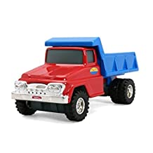 Tonka Metal Diecast Bodies - Vintage Dumper Construction Crew Dump Truck 1:55 Scale by Tonka