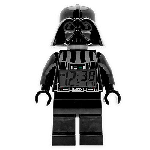 LEGO® Star WarsTM Darth Vader Minifigure Alarm Clock