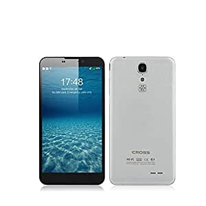 """6.44"""" UMI CROSS Quad Core MT6589T 2G 32G Unlocked Smartphone 1.5GHz Android 4.2 White"""