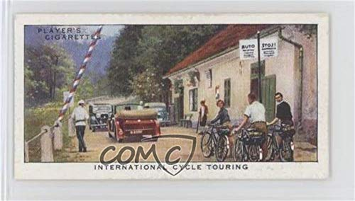 International Cycle Touring (Trading Card) 1939 Player's Cycling - Tobacco [Base] #42 ()