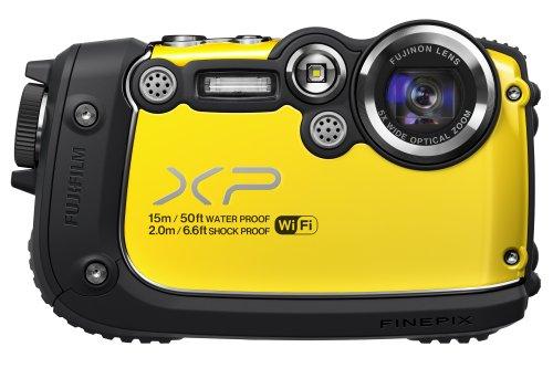 5 times zoom F FX-XP200 XP200 1/2.3 type square pixel CMOS Optical FUJIFILM d...