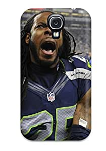 New Arrival Premium S4 Case Cover For Galaxy (seattleeahawks ) by lolosakes