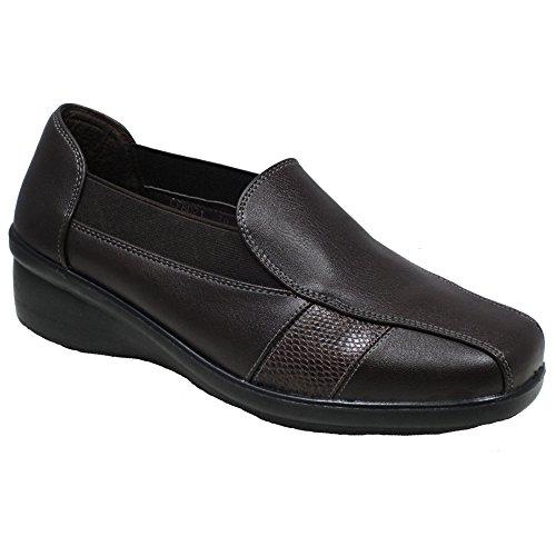 Chaussures Marron femme talons à Yourdezire pour 1dwU7Hqq