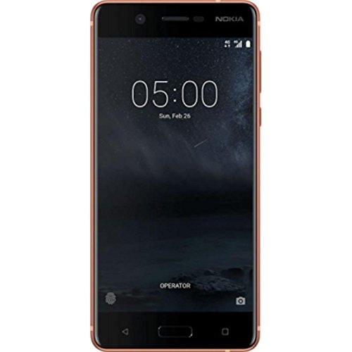 Nokia 5 TA-1053 16GB, Dual Sim, 5.2'', Factory Unlocked International Model, No Warranty - GSM ONLY, NO CDMA (Copper Brown) by Nokia