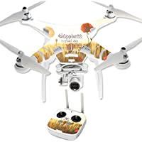 Skin For DJI Phantom 3 Professional – Be Happy | MightySkins Protective, Durable, and Unique Vinyl Decal wrap cover | Easy To Apply, Remove, and Change Styles | Made in the USA