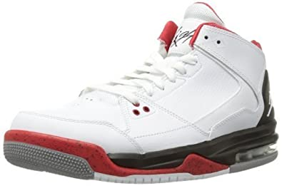 4f3da51f5883 Image Unavailable. Image not available for. Colour  NIKE Men s - Jordan  Flight Origin - White Black Red