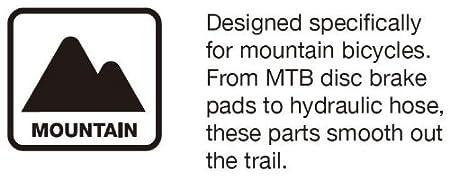 2 Unidades Jagwire Mountain Pro Pastilla de Freno para Bicicleta