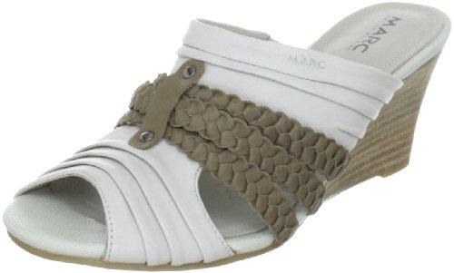 08 Clogs 457 Mara fango amp; 223 Offwhite Pantoletten Damen Marc 223 Weiss 1 Shoes 01 qAUgt