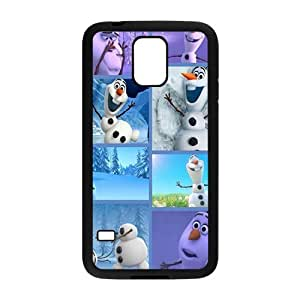 Frozen lovely snow doll Cell Phone Case for Samsung Galaxy S5