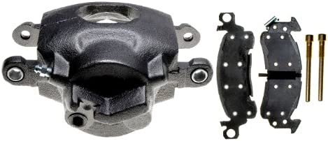 Raybestos RC4043 Professional Grade Remanufactured Loaded Disc Brake Caliper