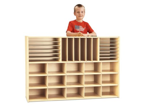 Young Time 7030YT441 Sectional Cubbie Storage without (Young Time Sectional)