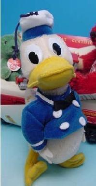 Steiff 2000, the United States limited steiff Disney Donald Donald ornament