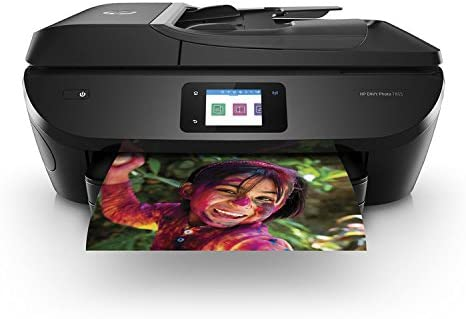 Amazon.com: HP ENVY foto 7855 All-in-One impresora con ...