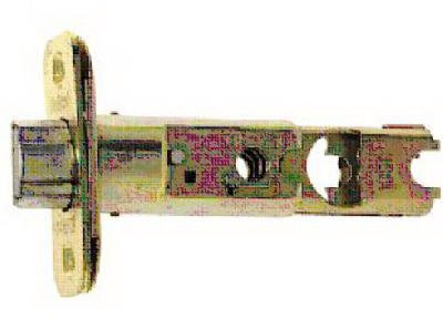 Deadlatch Latch - Adjustable Entry Latch
