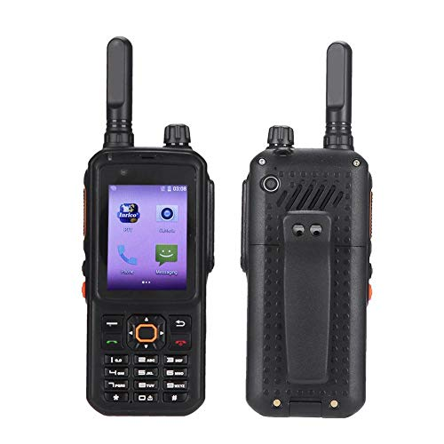 T320 Portable 1G+8G 4G/WiFi Network Mobile Phone Walkie Talkie Support Analog and Zello Network Intercom for Android 7.0(US)