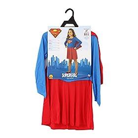 - 41o2HBhNCsL - DC Comics Supergirl Child Costume