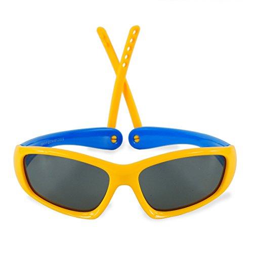 Boys Girls Kids Polarized UV Protection Sunglasses NSS0705 - Australia Fitover Sunglasses