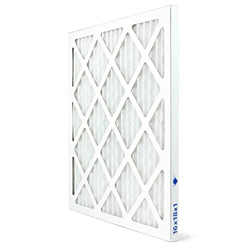 AIRx Filters Health 16x18x1 Air Filter MERV 13 AC Furnace Pleated Air Filter Replacement Box of 12, Made in the USA by AIRx Filters (Image #3)