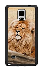 Lion - Case for Samsung Galaxy Note 4