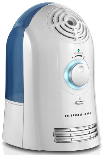 The Sharper Image EV-HD10 Cool Mist Ultrasonic 1-Gallon Humidifier with Clean Mist Technology (Sharper Image Room Humidifier compare prices)