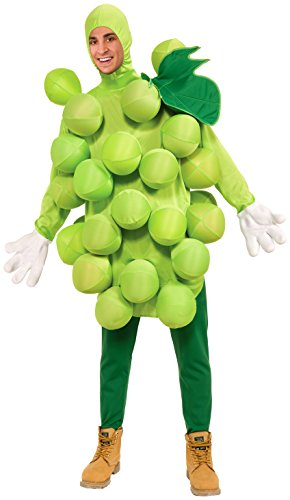 Forum Novelties Green Grapes Costume, Green, Standard