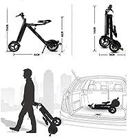 FUNBYKE Bicicleta Eléctrica para Adultos Mini Superligero ...