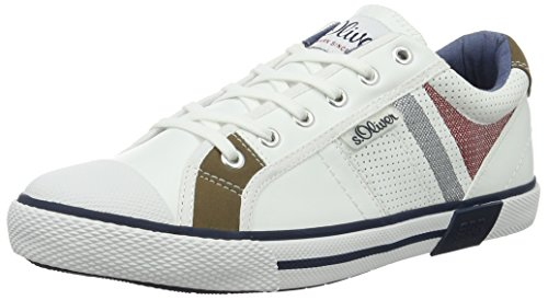 100 Top Low Herren White 13622 s Oliver Weiß WwZIn4q5U0